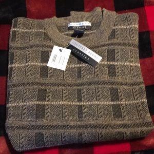 Men's sweater size M - NWT tweed look